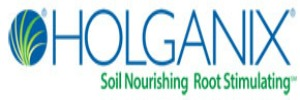 HOLGANIX logo - Soil Nourishing Root Stimulating